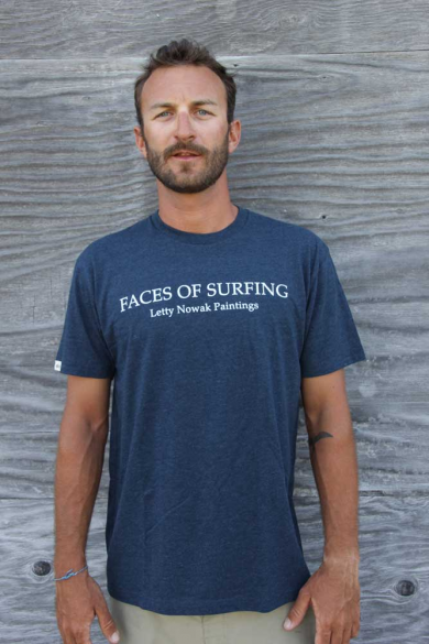 Original Faces of Surfing T-shirt
